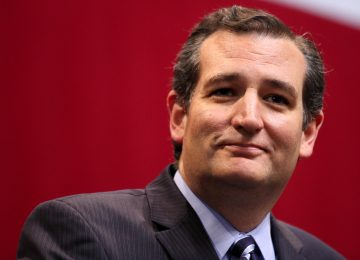 Invitation to Event with Sanator Ted Cruz: Apr 4, 2018